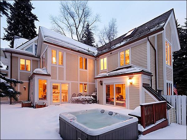 Classic West End Home - Stunning home in Aspens Historic West End - Walk to Music Tent (6485) - Aspen - rentals