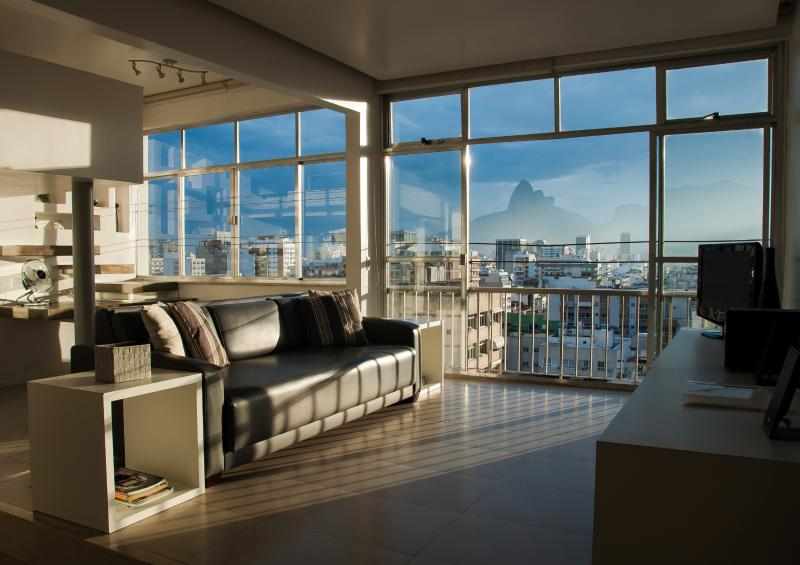 Ipanema design loft with fantastic view - Image 1 - Ipanema - rentals