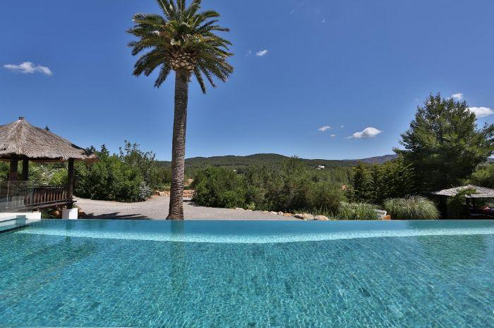 Sophisticated Ibiza Property with Pool & 3 Separate Villas - Image 1 - San Lorenzo - rentals