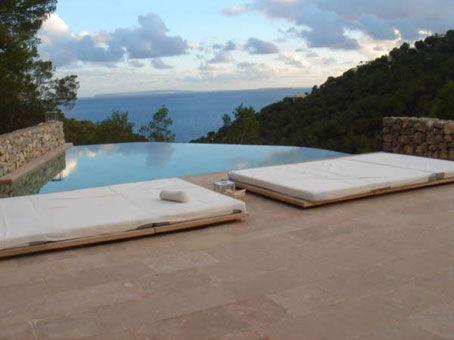 Chic Country House with Pool for Rent in Santa Eulalia - Image 1 - Roca Llisa - rentals