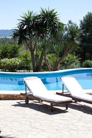Welcoming 5 Bedroom Finca with Pool & Superb Views close to Ibiza Town - Image 1 - Sant Josep De Sa Talaia - rentals