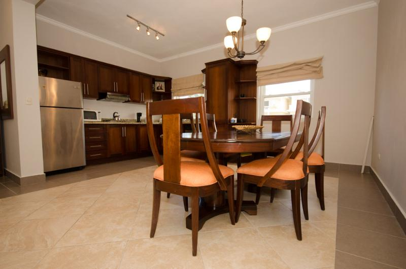 Super Nice decor with all furnished kitchen  - Ocean One 2 bedroom Rental with Garden View - OO1105 - Cabarete - rentals