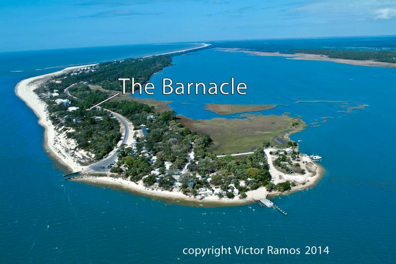 The Barnacle Beach House - Image 1 - Indian Pass - rentals