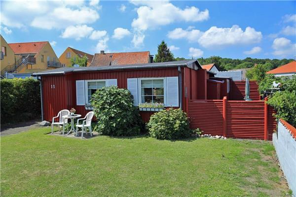 Holiday house for 6 persons in Gudhjem - Image 1 - Gudhjem - rentals
