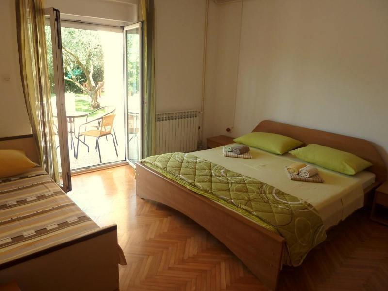 Bedroom - Apartment Paula - Zadar - rentals