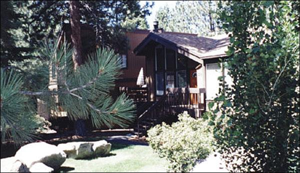 Eight Steps Up to Front Door - Forest View Condo - One Mile to Stateline Casinos (1692) - Lake Tahoe - rentals