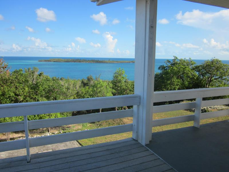 External House View - Secluded  Beachfront House in Eleuthera, Bahamas - Governor's Harbour - rentals