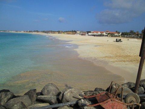 Cape Verde  Bounty Residence studio for rent - Image 1 - Santa Maria - rentals
