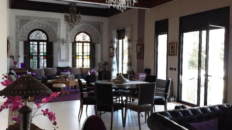 Charming Villa in Amelkis Golf Resort - Image 1 - Marrakech - rentals