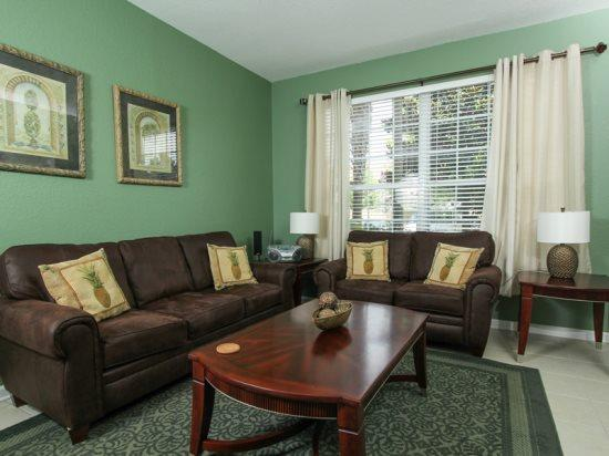 Beautifully decorated new 3 bedroom, 2 bathroom condo in sought after Windsor Hills! - Image 1 - Orlando - rentals