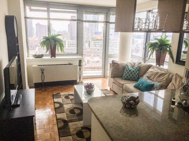Luxury 2 Bed Hi-Rise with Terrace & Great View - Image 1 - New York City - rentals