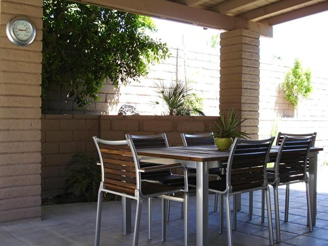 Outdoor eating - 0000 - Palm Springs - rentals