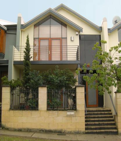 Front of property - Constitution Lodge - East Perth - Perth - rentals