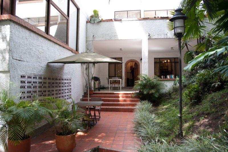 Huge Balcony 2 Bedroom right above Park Lleras - Image 1 - Medellin - rentals