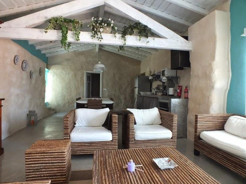 Living Room - Holiday Chalet in Rio Maior - Rio Maior - rentals