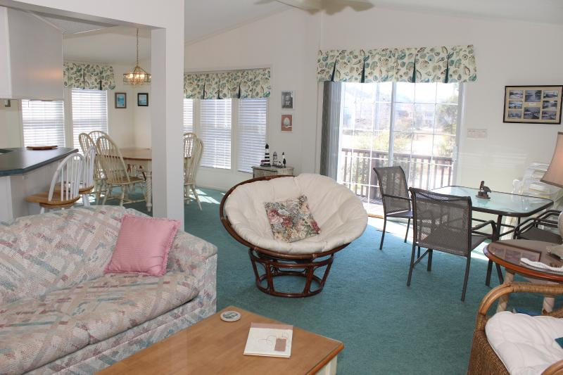Open and Spacious Great Room - Beach Haven in The Keys at Oceanside Village - Surfside Beach - rentals