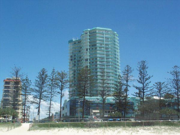 Ocean Plaza Unit 835 - Image 1 - Tweed Heads - rentals