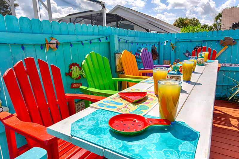 Totally Private Pool & Deck - Totally Private Pool & Amazing Kids Theme Rooms - Orlando - rentals