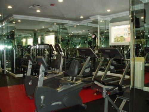 Fitness Center plus wet & dry saunas - Ocean Front Yearly Rental. 365 days of Vacation - Hallandale - rentals