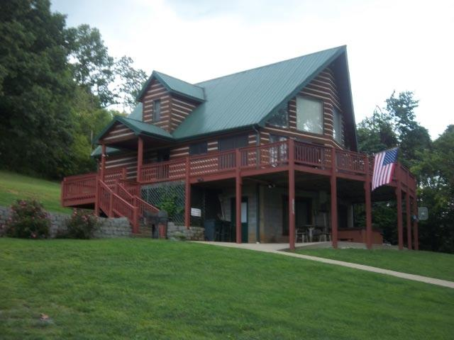 Papa Bears River Cabin. Outdoor Adventure or Pure Relaxation ! - PaPa Bears River Cabin - Luray - rentals