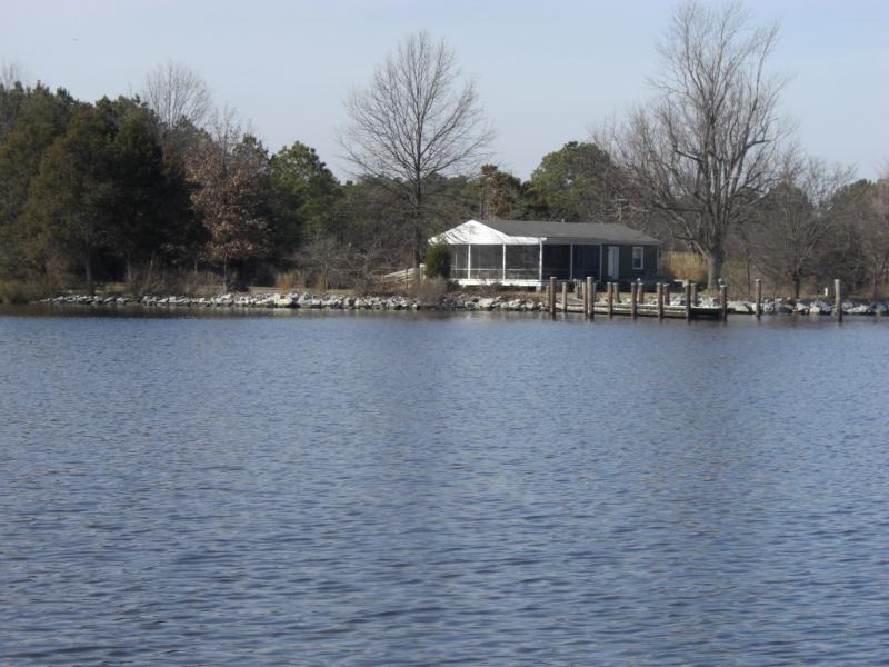 """The Cottage at Heron Cove - """"The Cottage"""" Cambridge Chesapeake Waterfront Home - Cambridge - rentals"""