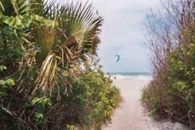 """""""Luxury Townhouse on Famous Cocoa Beach"""" - Image 1 - Cape Canaveral - rentals"""
