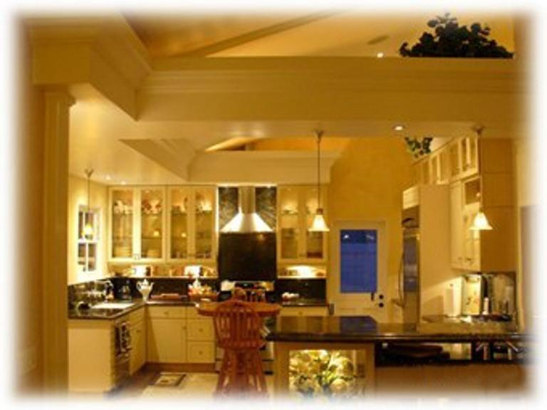 Maison Blanc Gourmet Kitchen - North Laguna Vacation Rental - Laguna Beach - rentals
