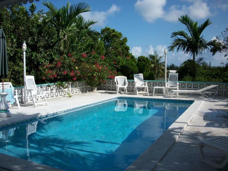 House Pool Area - Spacious 3 BR House with Pool centrally located - Nassau - rentals