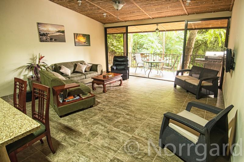 NEW rental with personal waterfall cascade - Image 1 - Manuel Antonio National Park - rentals
