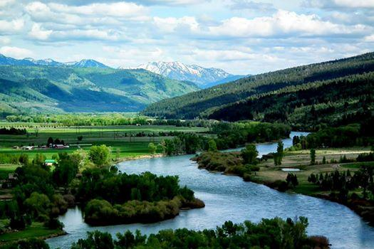 Swan Valley, Idaho is one of the most beautiful valley's in the northwest!  Hiking, Fishing, Boating - Sleeps 16+, Family Reunions-Beautiful Idaho Valley - Swan Valley - rentals