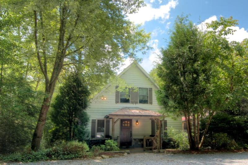 3 bed stunning vacation rental in Highlands, NC. Town center. Walking distance to shops and restaurants - Image 1 - Highlands - rentals