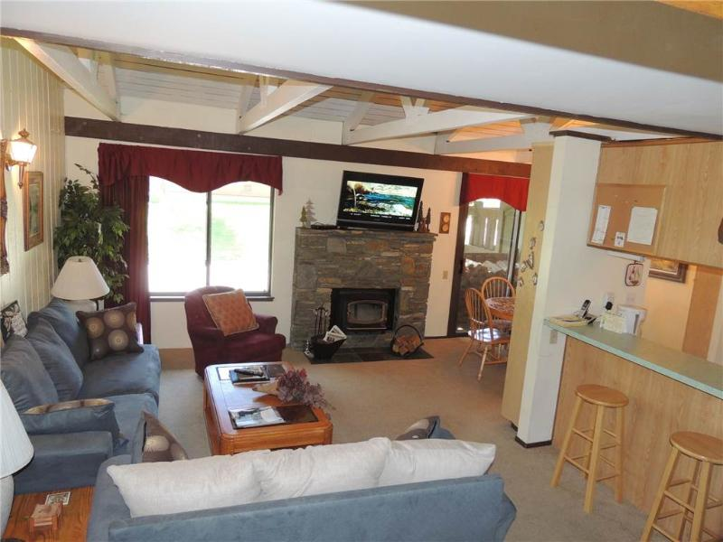 Seasons 4 - 1 Brm loft - 2 Bath , #198 - Image 1 - Mammoth Lakes - rentals
