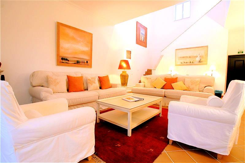 Living Room to relax in style - Experience the real Portugal at Casa Pinha - Praia Del Rei - rentals