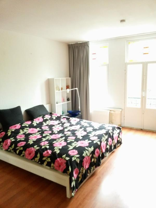 Studio with a park view for 4 people - Image 1 - Amsterdam - rentals