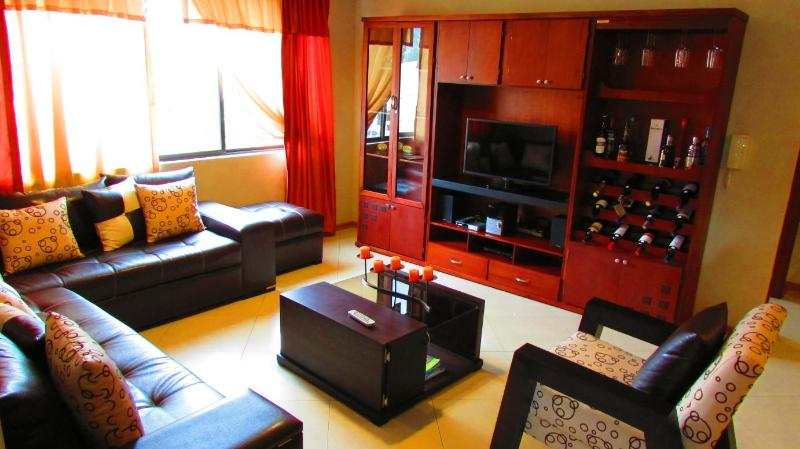 Room equipped with everything you need - New Apartment For Rent - Cuenca - rentals