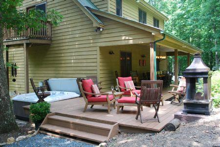 Tranquility - Tranquility-Private Cabin with hot tub - Jefferson - rentals