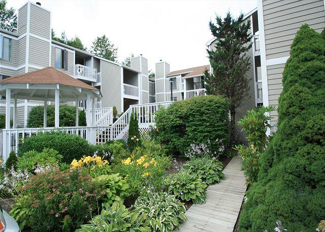 Royal Oak 216 great In-Town condo location, walk to Main Street - Image 1 - Blowing Rock - rentals