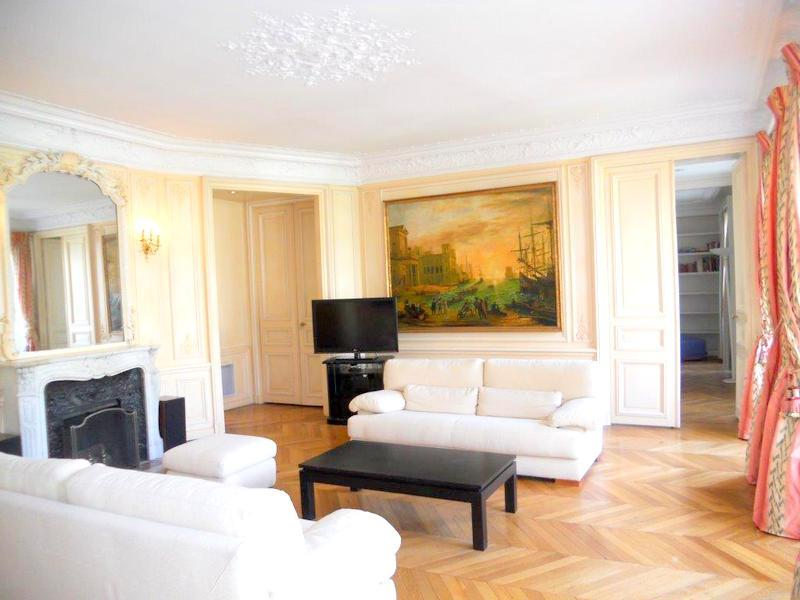 Luxury Saint Germain des Prés apartment 4p 190m2 - Image 1 - Paris - rentals