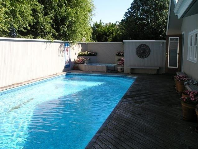 Fire IslandSeaview Bayview-40'Pool Cent A/C 4BR/2b - Image 1 - Fire Island - rentals