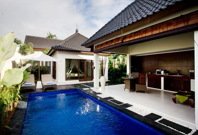 Jasmine: 4 Well Appointed Private 1 Bed Villas - Image 1 - Seminyak - rentals