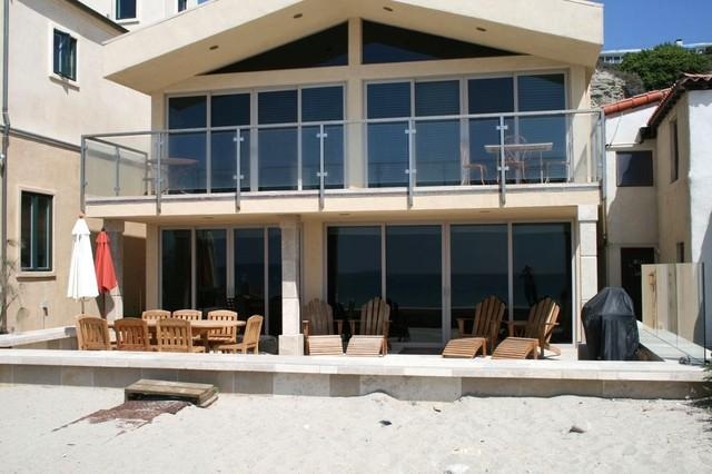 Custom Beach Front Home. Tuscan beauty. - Image 1 - Capistrano Beach - rentals