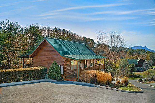 Featured Property Photo - Lil Cajun Cabin - Cashiers - rentals