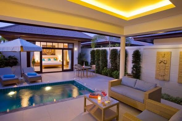 Villa 88 -  Great Value for Two Couples Sharing - Image 1 - Koh Samui - rentals