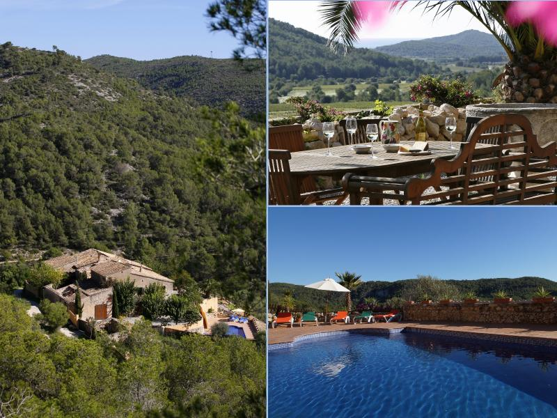 An amazing location with great views - Wow location/views, Barcelona & Beach - sleeps 21 - Sitges - rentals