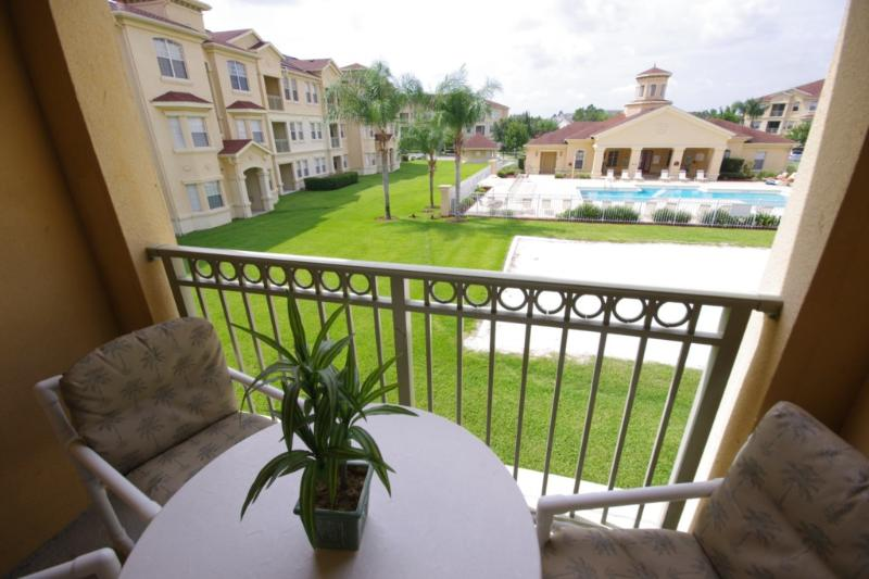 Mickey's Pool View. Condo with FOUR bedrooms !!!! - Image 1 - Kissimmee - rentals