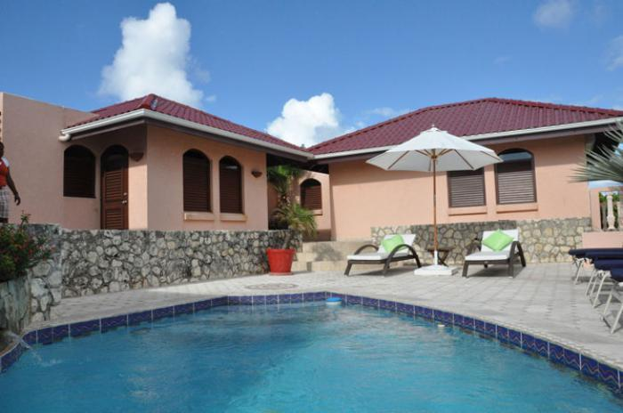 Mongoose Run at Terres Basses, Saint Maarten - Ocean View, Pool, Gardens - Image 1 - Terres Basses - rentals
