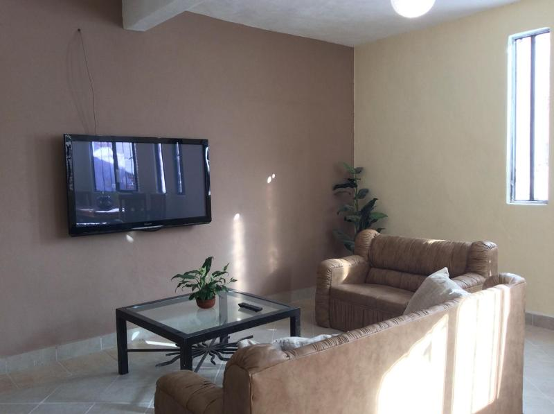 Comfy Living room - Relaxing 3BD House in San Miguel de Allende - San Miguel de Allende - rentals