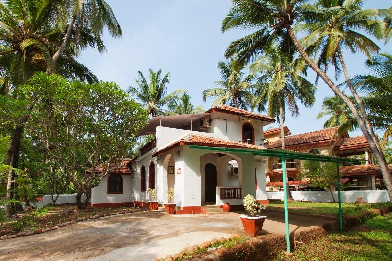 3BHK Villa in Calangute with a Pool Table - Image 1 - Calangute - rentals