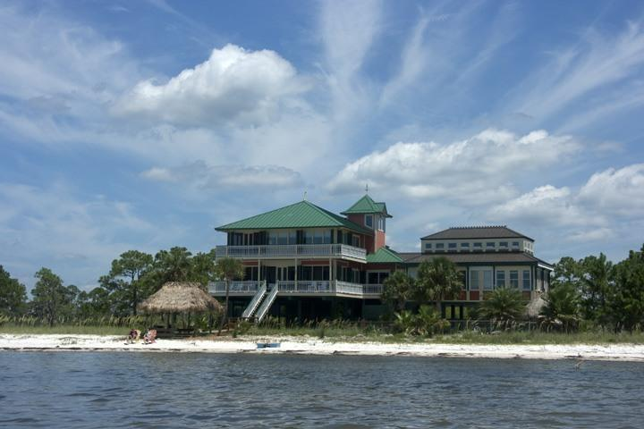 1/4 mile of beachfront estate on 16 acres, elevato - Image 1 - Carrabelle - rentals