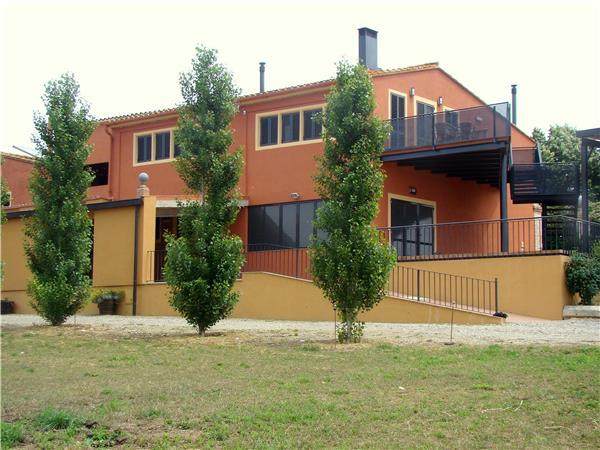 Newly built holiday house for 6 persons, with swimming pool , in Girona - Image 1 - Vilavenut - rentals